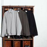 OVER SLEEVE COMBINE SHIRT JACKET