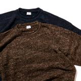 CREW NECK OVER L/S KNIT (20FWAN01)